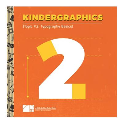 Kindergraphics : Typography book