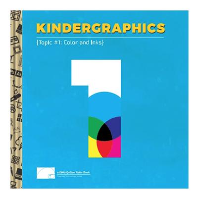 Kindergraphics : Colors book